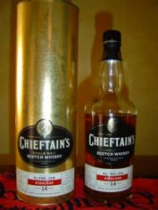 image Clynelish 14 ans south african sherry